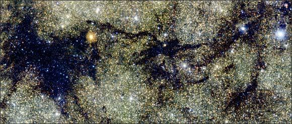 Foto der Milchstraße