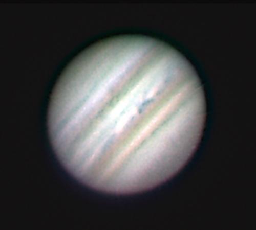 Jupiter am 12.11.2012, (c) Christian Preuß