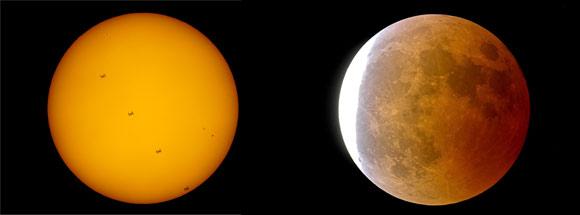 Sonne und Mond, (c) Christoph Prall