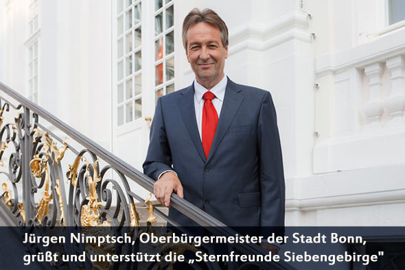 Jürgen Nimptsch, Oberbürgermeister der Stadt Bonn, (c) Presse Bonn