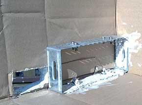 Laptopbox mit Filterheizung