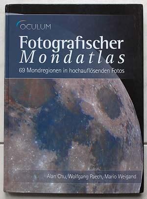 Buchcover: Fotografischer Mondatlas