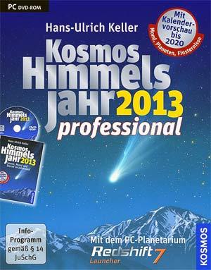 Kosmos Himmelsjahr 2013 professional, (c) KOSMOS