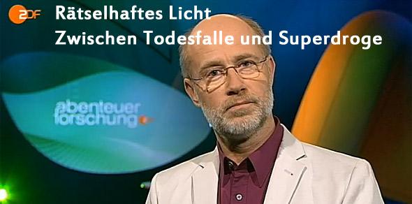 Abenteuer Forschung, (c) ZDF