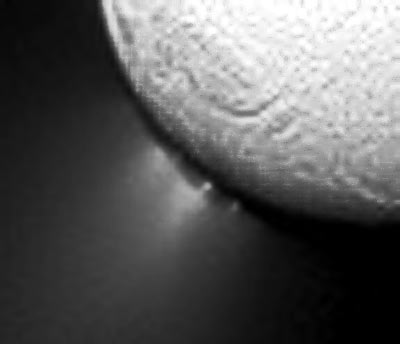 Saturnmond Enceladus, (c) NASA, ESA, JPL