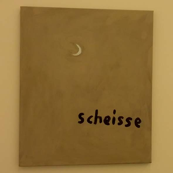 Mond über Scheisse 2002, C.O. Paeffgen