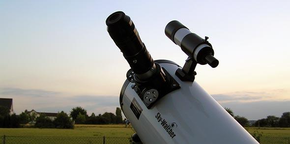 Dobson-Teleskop, (c) C. Preuß