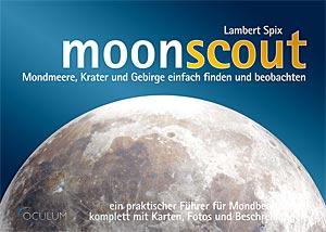 moonscout, Lambert Spix, Cover der 3. Auflage, (c) Oculum Verlag