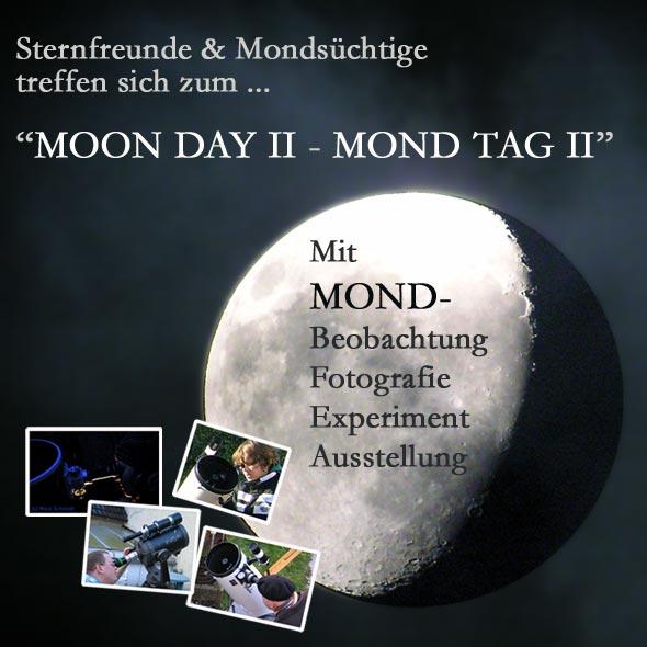MOON DAY II der Sternfreunde Siebengebirge