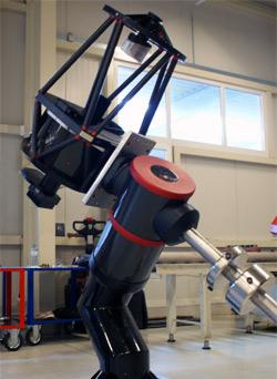 Spiegelteleskop von (c) ASA, Quelle: Gerritsen