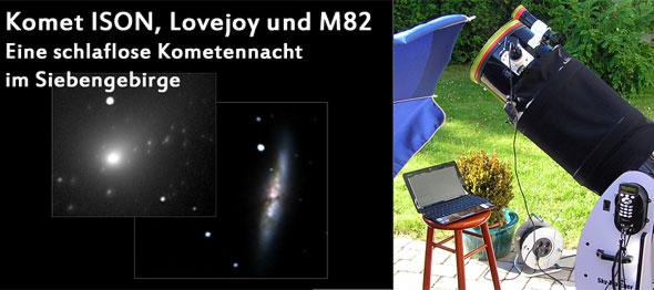 Kometennacht, (c) C. Preuß