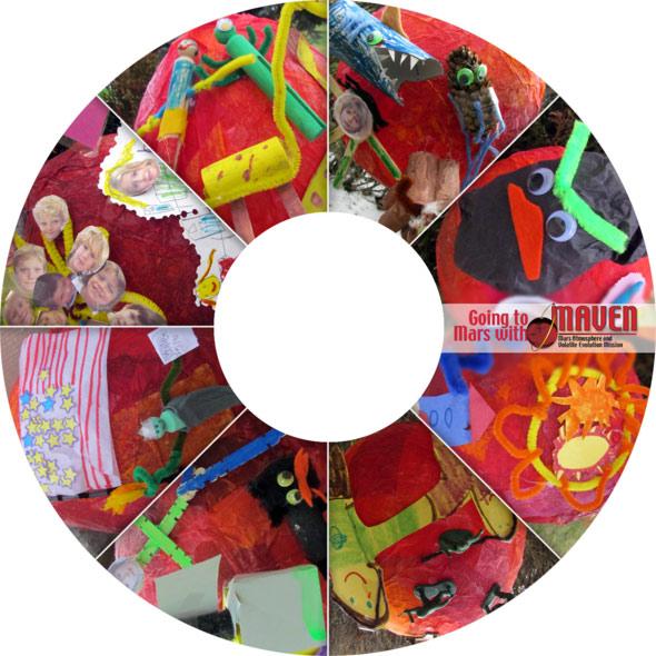MAVEN DVD Label, credit Maven