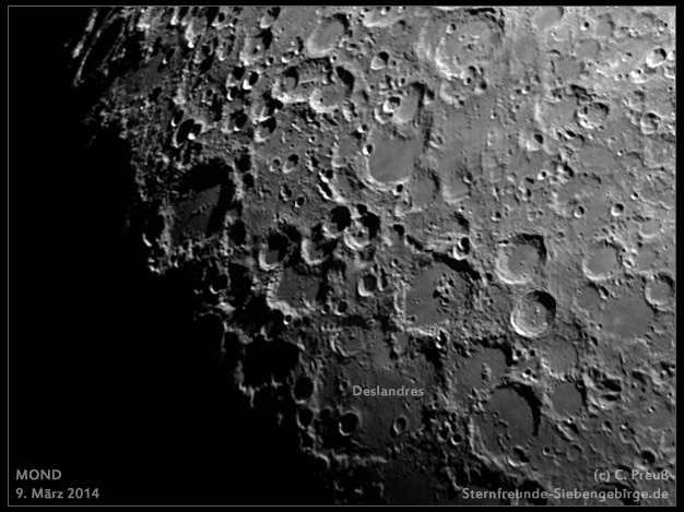 Mond, (c) C. Preuß